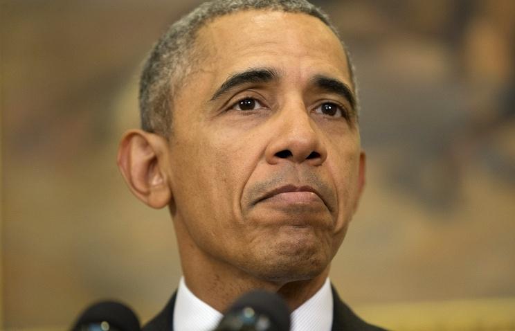 США-Барак-Обама