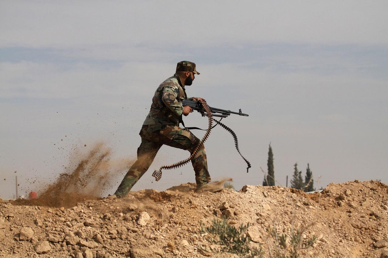 Mideast Syria Diplomacy