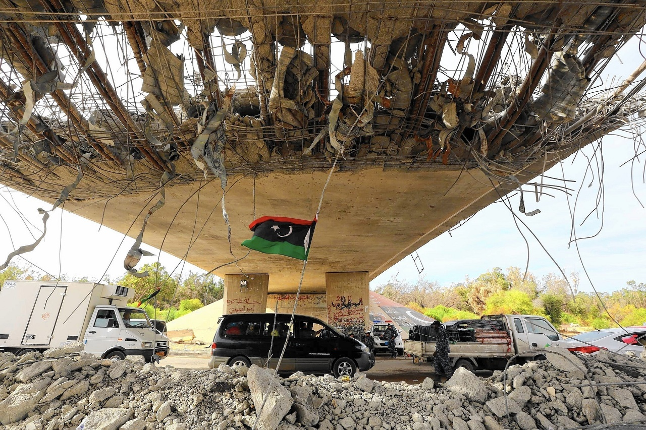 Chaos in Libya