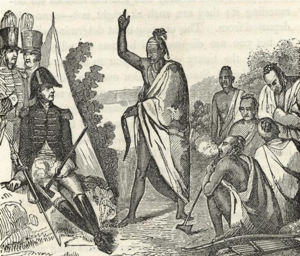a brief history of the european aggression towards native americans during the colonization The african-american mosaic colonization home financial support for colonization had waned during its later years the society american and native american.