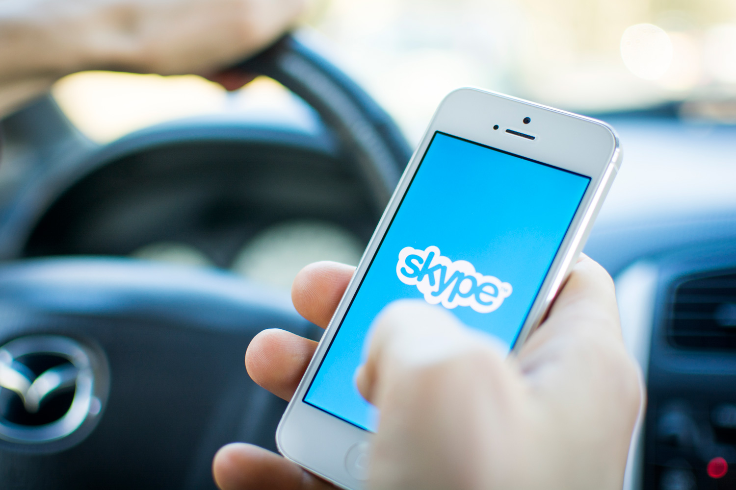 skype goes mobile Thursday skype announced its support for google's android platform, however most carriers have yet to allow skype on their phones in fear of losing revenue.
