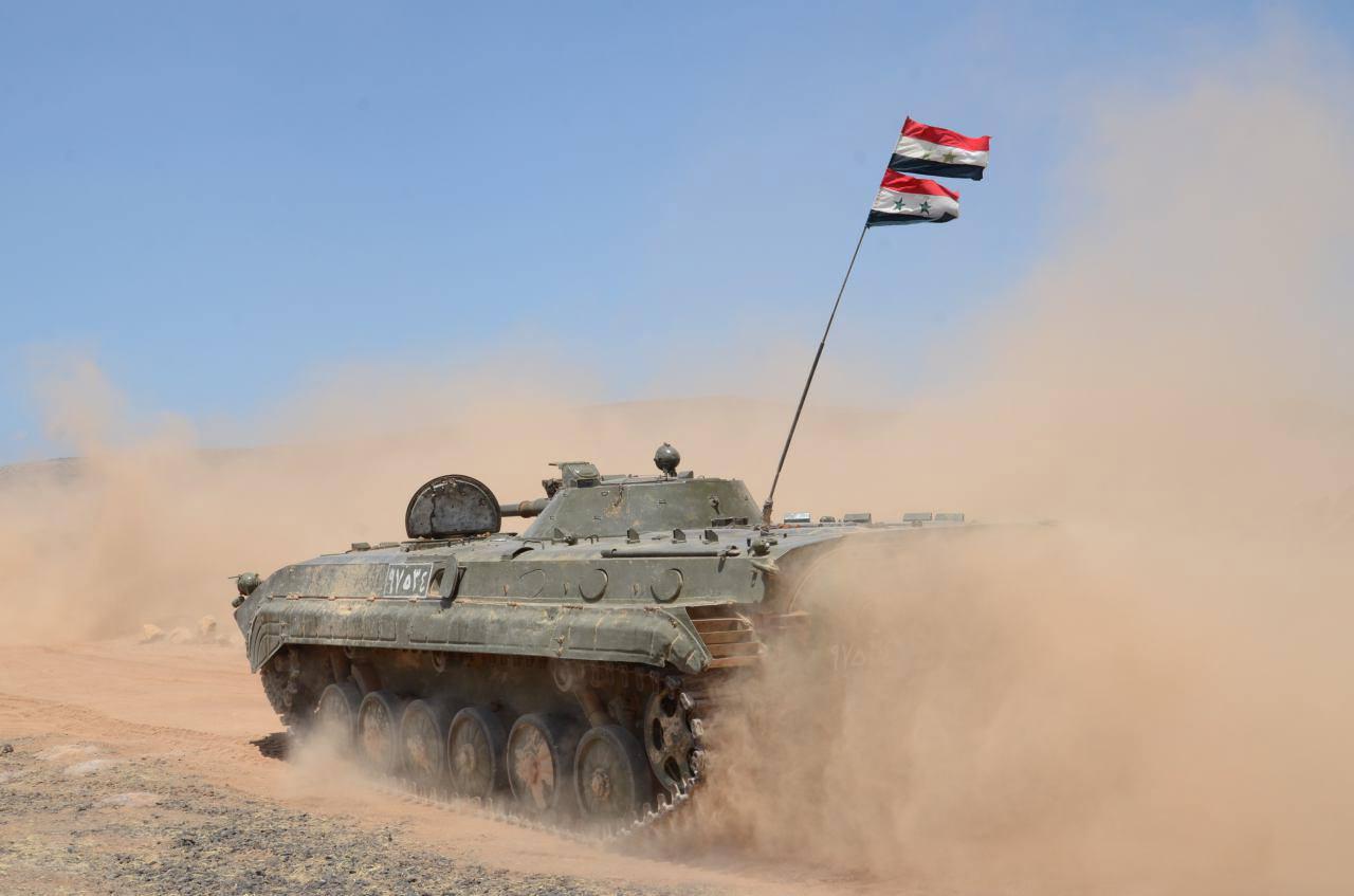 Война в Сирии будет закончена после освобождения Ракки