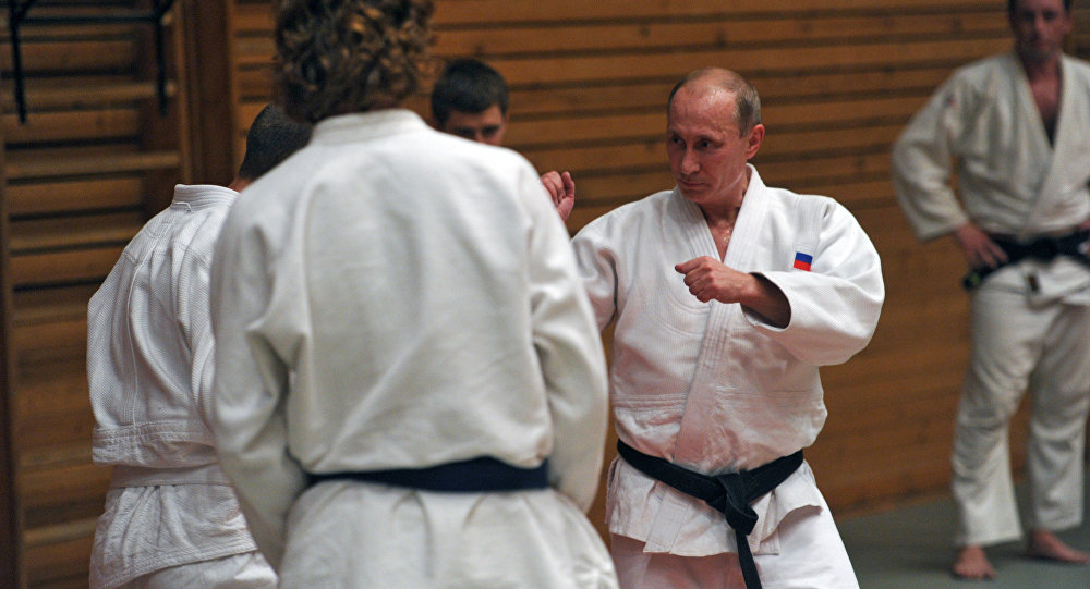Putin Popularity Of Sambo Wrestling Grows With Each Passing Year Russia Now