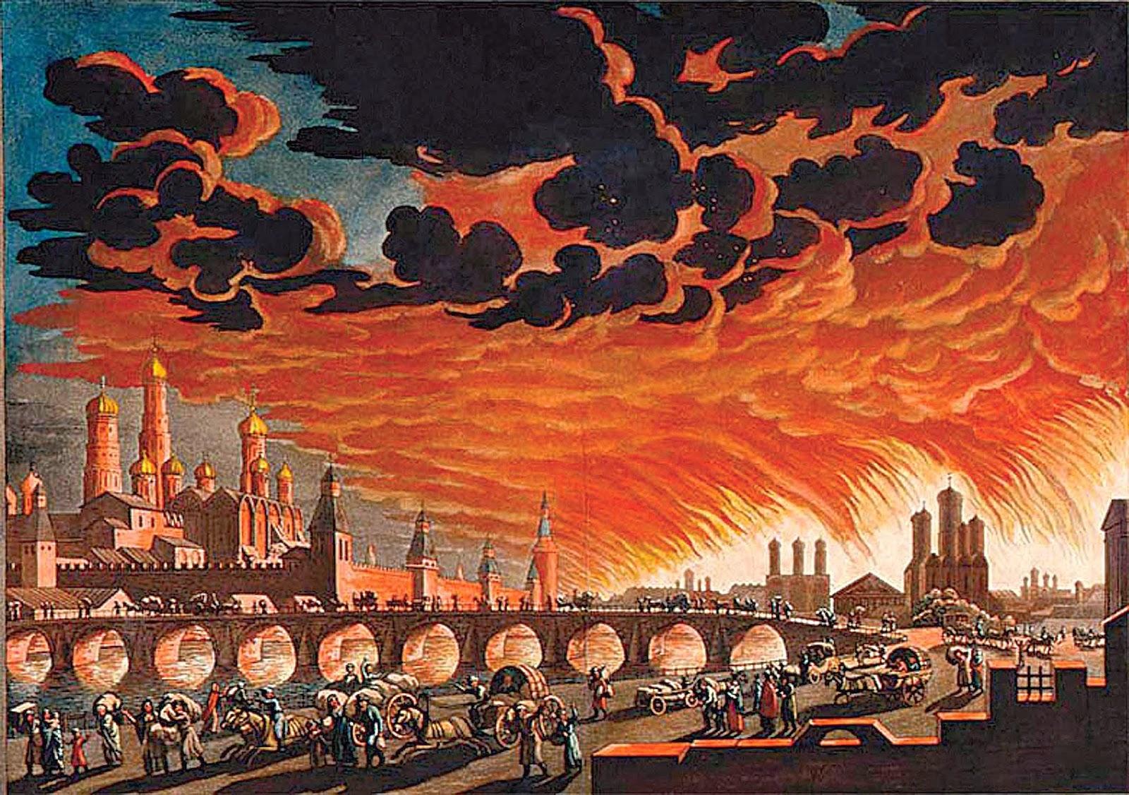 Картинки по запросу Москва пожар история