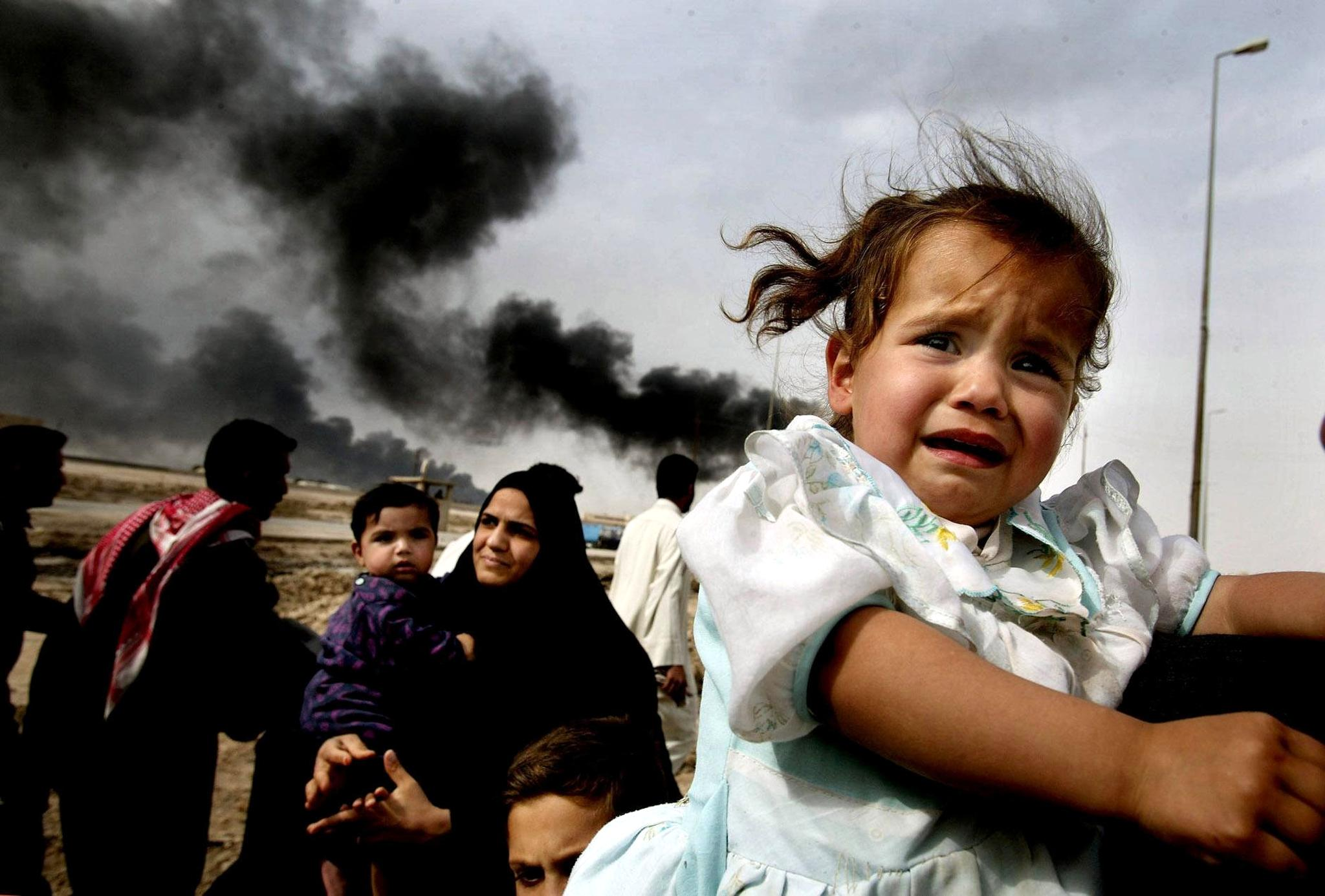 how has conflict impacted afghanistan