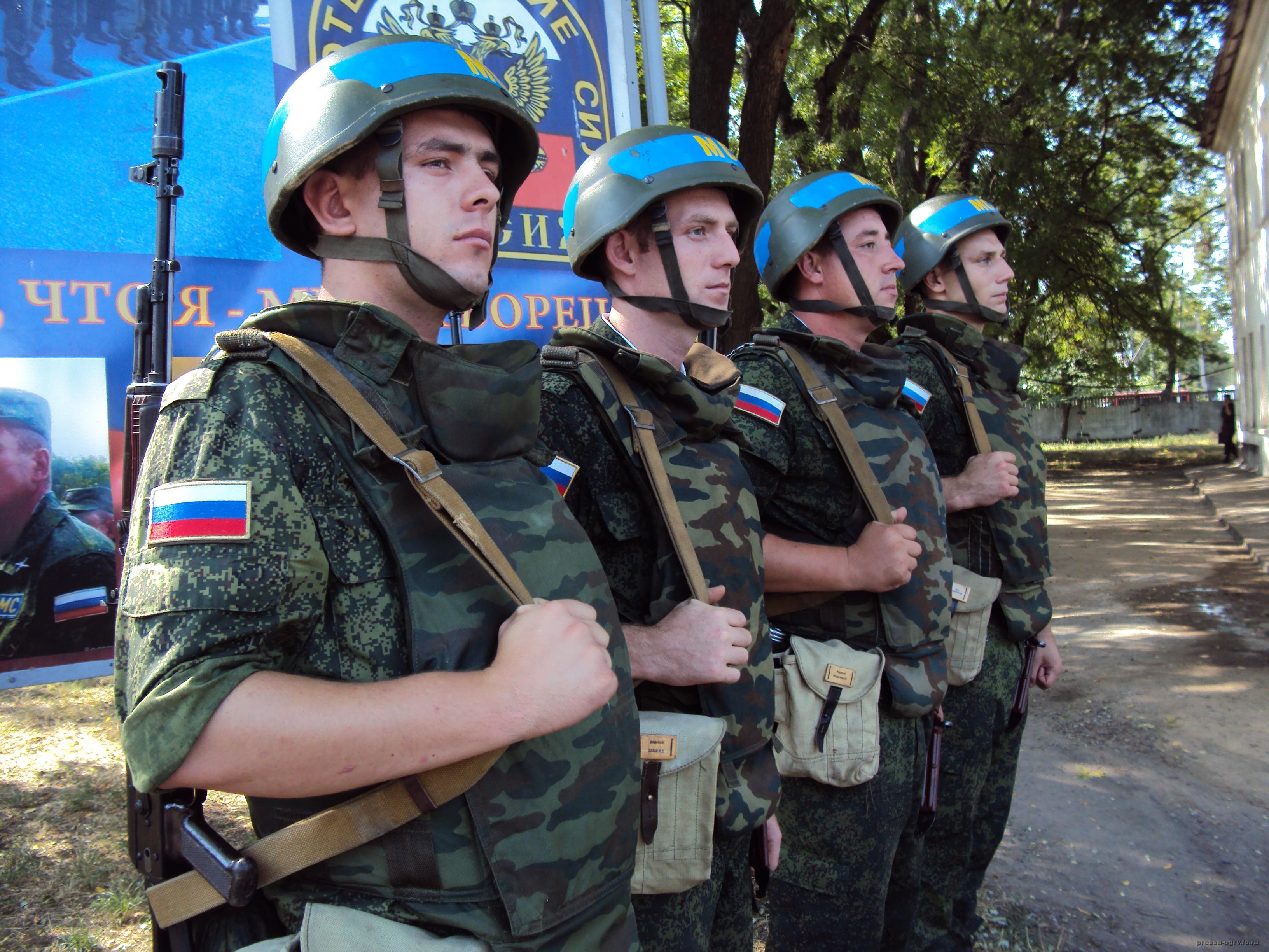 КПП служба по контракту в мс брянск приднестровье гром