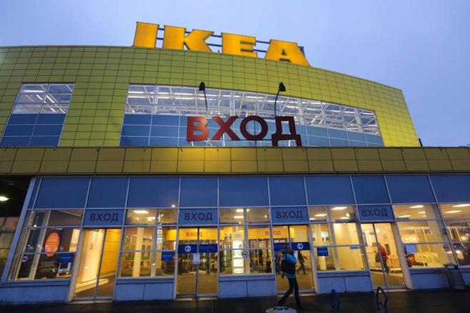 Police Raid Ikeas Russian Headquarters Russia Now