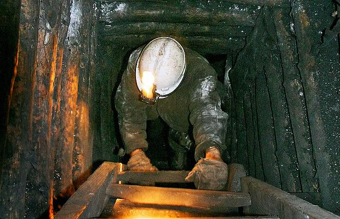 Где находится шахта в ухте
