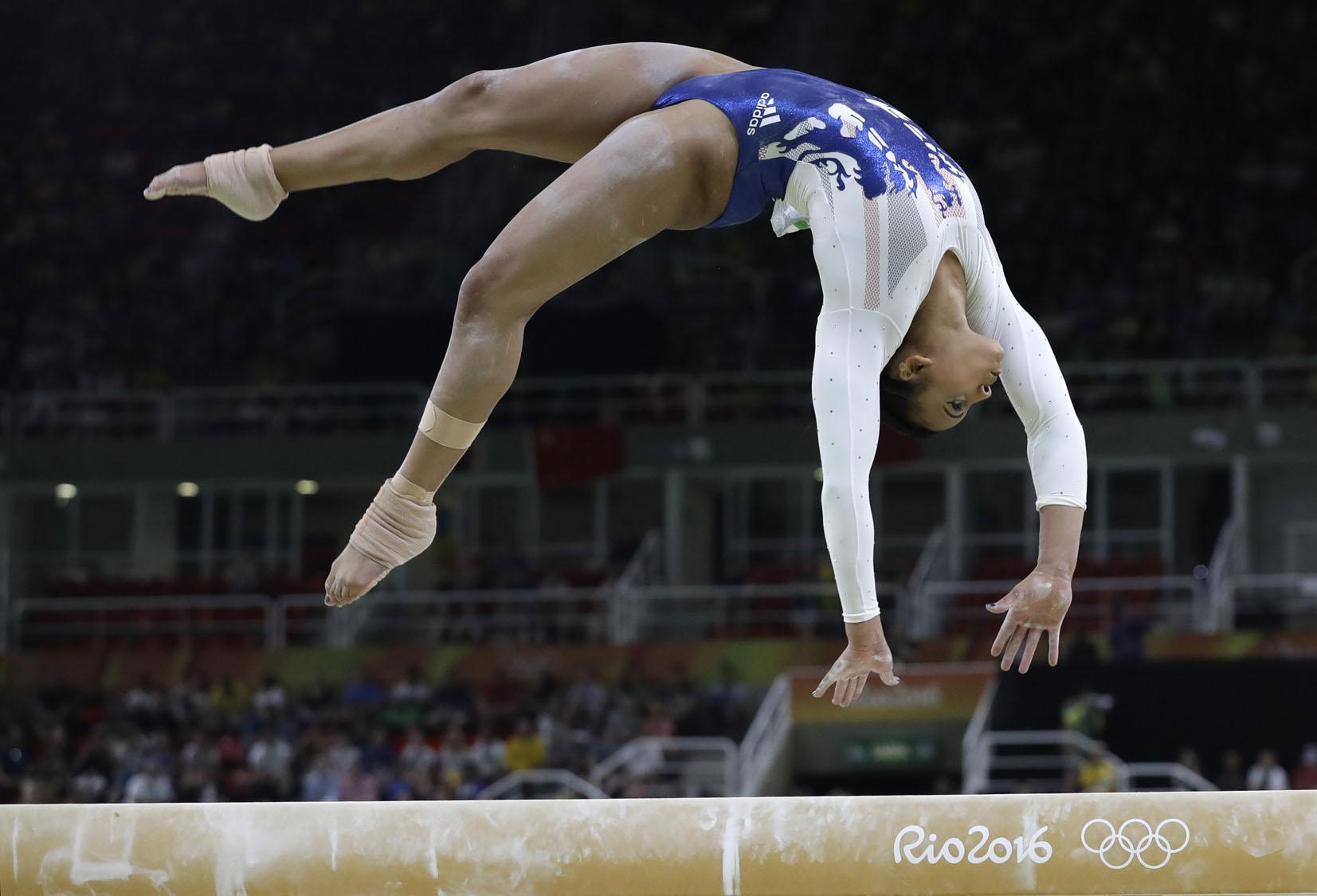Gymnastics At Rio Olympics Dazzling Photos Russia Now