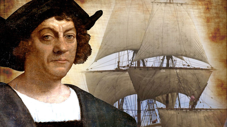 a biography of columbus sailing on the high seas of personal good fortune One might wonder what john cabot and christopher columbus have in common both were born in liverpool, england yearned to sail the seas and explore new lands.