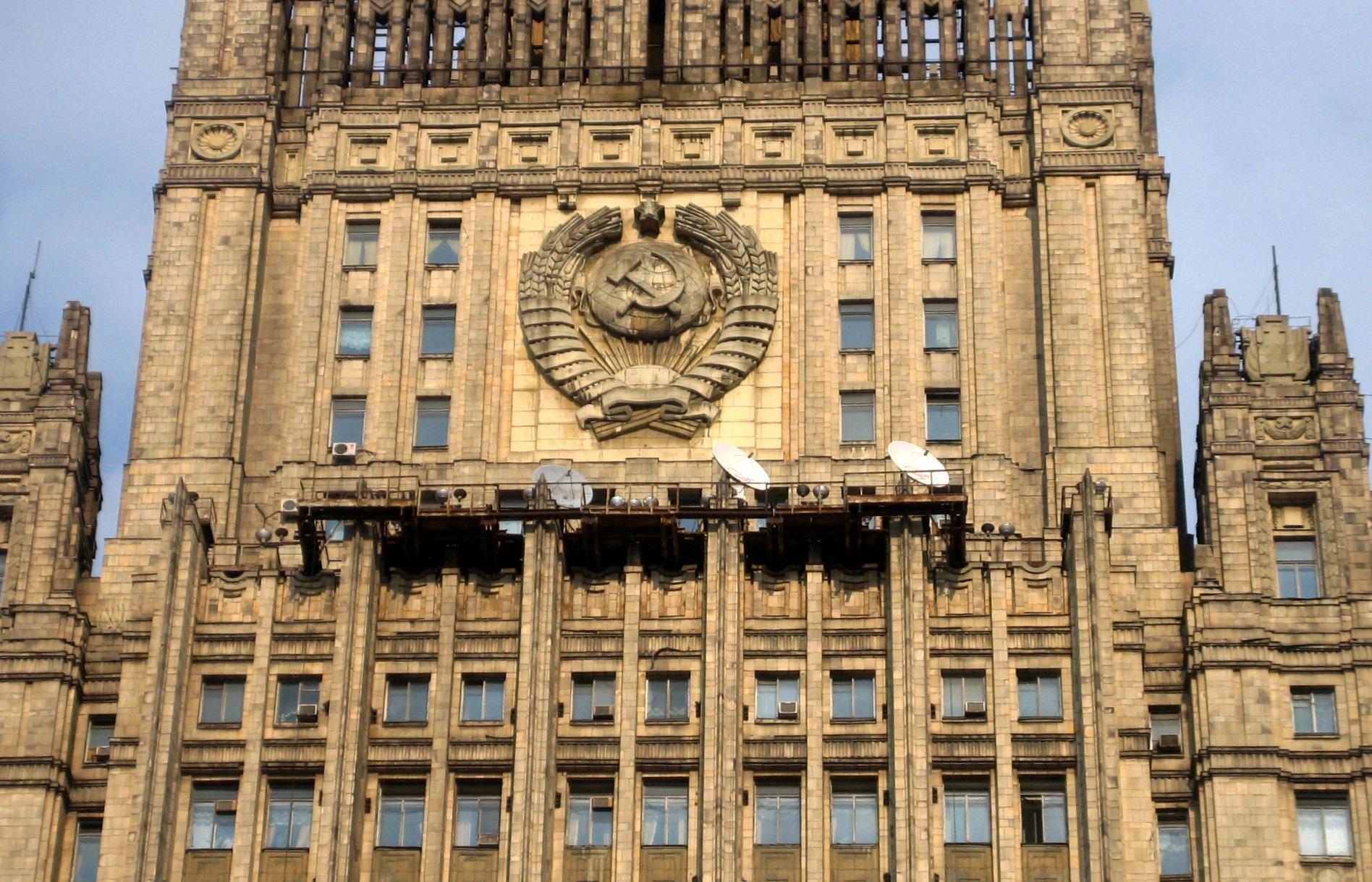 МИД России занимается делом попавшего в плен на Украине соотечественника