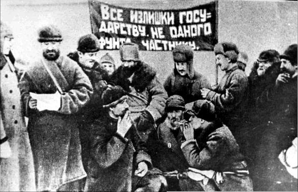 Нахлебники Госдепа. Как Америка русских от голода спасала