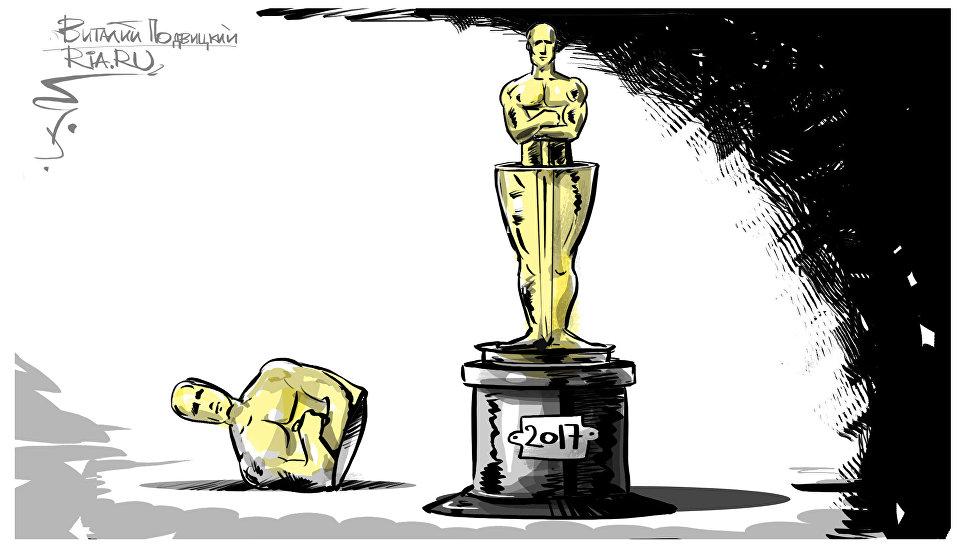 Оскар неисправим чем запомнится скандальная церемония