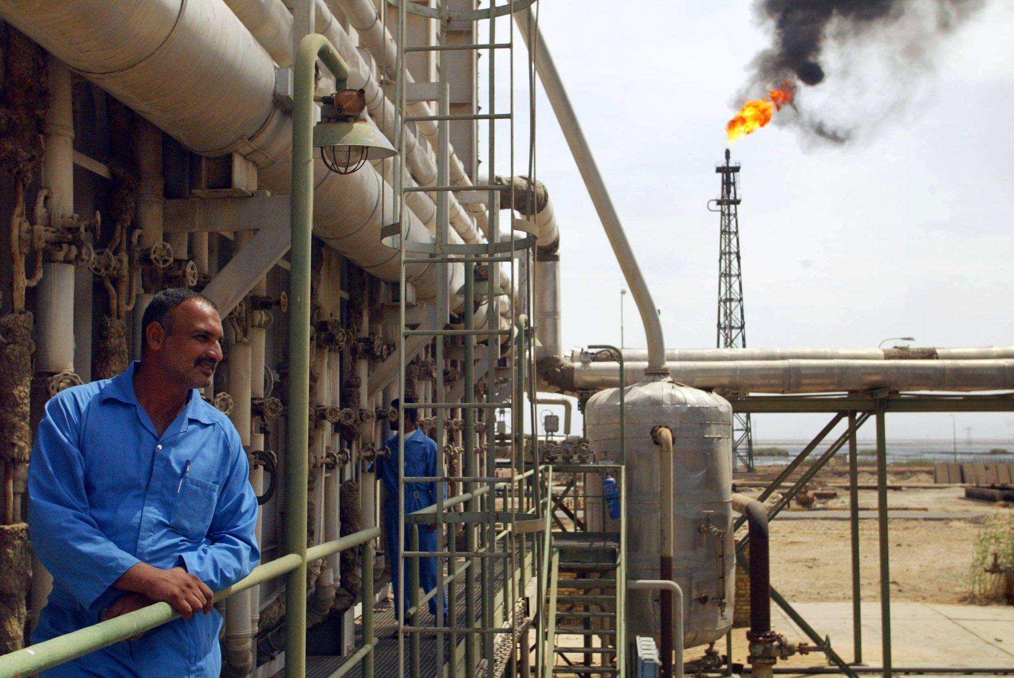 Ирак будет покупать у Ирана по четыре млн кубометров газа в сутки