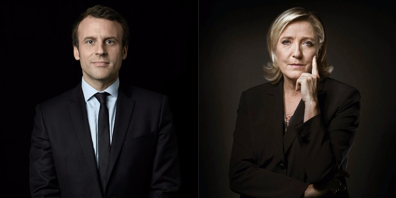 Presidentielle-la-popularite-d-Emmanuel-Macron-en-baisse-mais-en-tete-Marine-Le-Pen-en-hausse