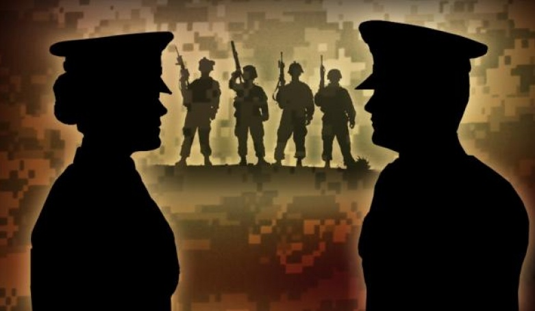 argumentative essay on women in the military Transcript of persuasive speech military women in combat premises that only certain jobs are appropriate for women.
