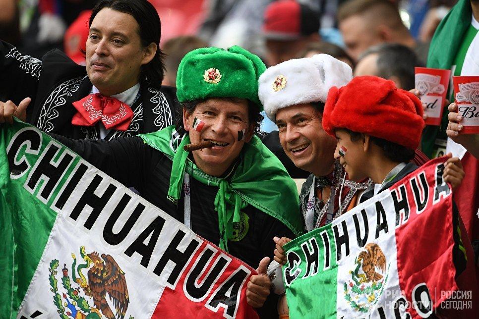 Afbeeldingsresultaat voor мексика россия 2017