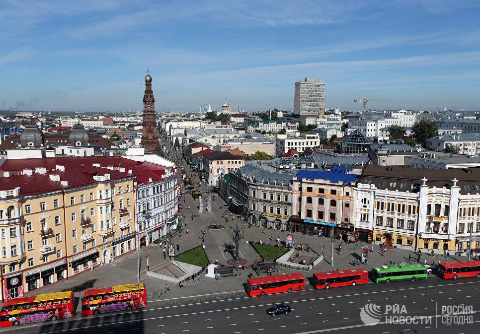 Замыкает тройку лидеров по уровню комфорта городской среды Казань, набравшая 153 балла.