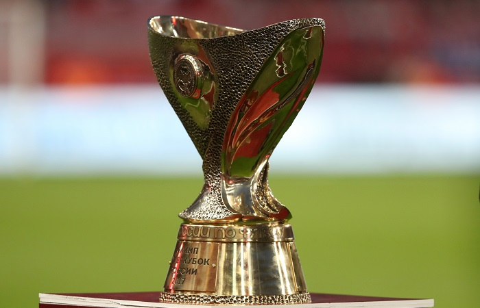 Russian Super Cup: Spartak Moscow vs Lokomotiv Moscow