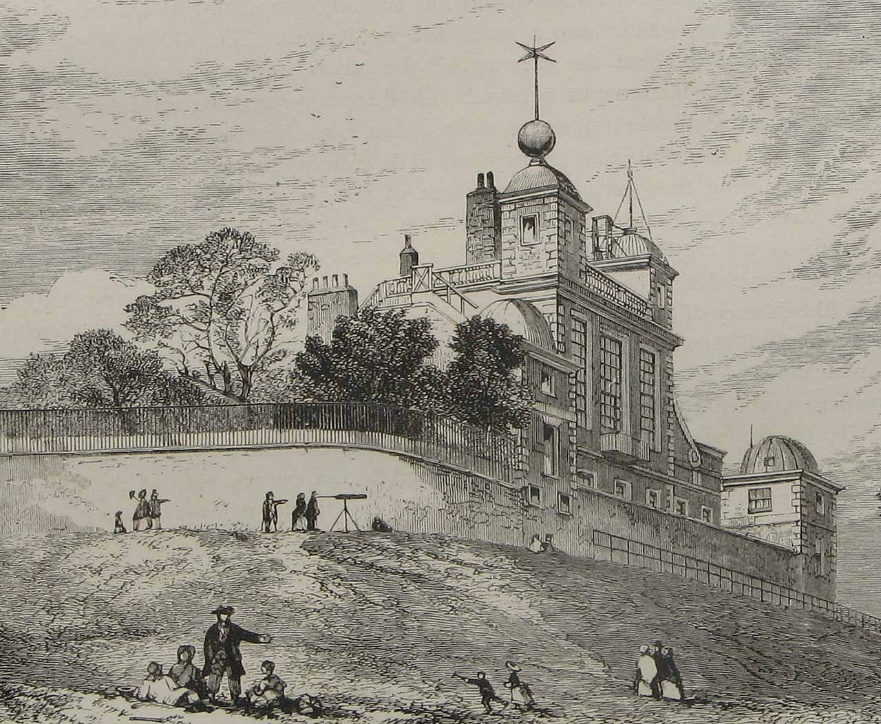 Royal-Observatory-Greenwich-Flamsteed-House