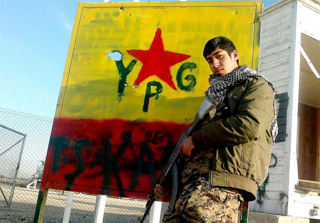 Rojava_YGP_Fighter