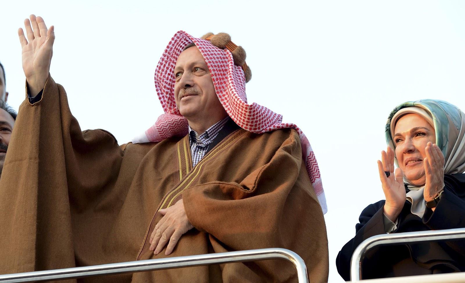 Мусульманская Европа – реальная перспектива? Экспансия Эрдогана на примере НКО