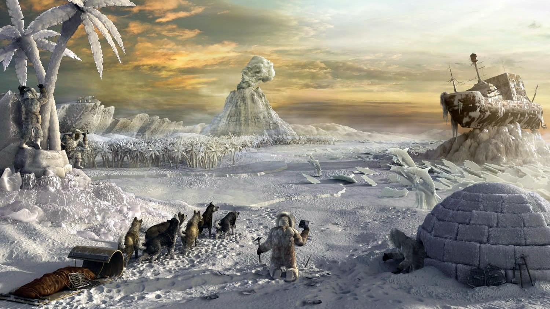 считают картинки глобальное похолодание отметим