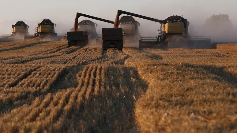 Мосбиржа начнет торги фьючерсами на зерно